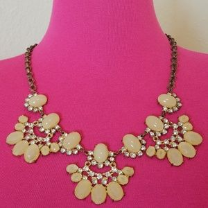 NWT The Limited Floral Necklace